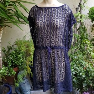 Kaktus made in Italy cover up NWT 1X